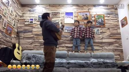 熊孩子的音乐课 好艰难...