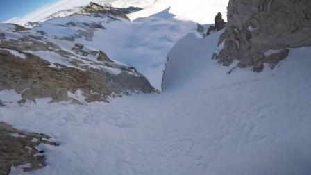 GoPro Awards: Aymar Navarro在塞罗托雷西亚的滑雪路线
