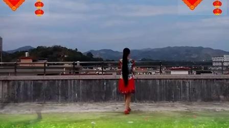 点击观看《上砂姐妹广场舞 把钱赚美了 DJ版 正反面演示动作分解口令教学视频 演唱 郭少杰》