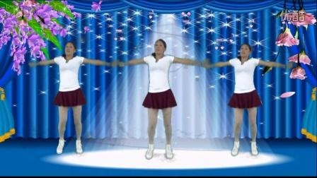 点击观看《蓝莓思洁广场舞 变脸之王 演示蓝莓 编舞兴梅 演唱卫东》