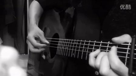 【指弹吉他】 初音未来 - Risky Game