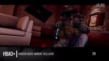 Rainbow Six Siege NVIDIA GameWorks Trailer