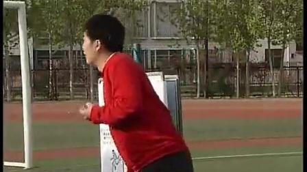 高中体育教学视频《跨栏跑》体育名师工作室教学视频