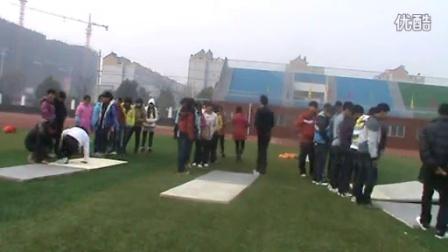 届委托教育实习生中学体育公开课