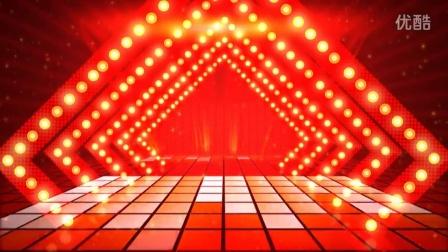 led397 动感绚丽舞台灯光秀背景--led背景
