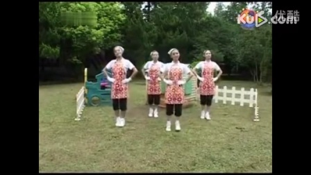 少儿舞蹈 幼儿园徒手操韵律操《披萨》