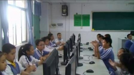 小学五年级信息《聪明的巡逻兵》微课视频,市小学信息微课大赛视频