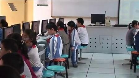 《电子贺卡的制作》教学课例(小学三年级信息技术,北京师范大学南山附属学校:陈吉虹)