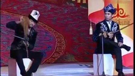 柯尔克孜胡木斯PK哈萨克冬不拉 Kyrgyz Komuz ft. Qazakh Dombra