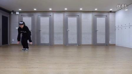 【韩国MV】【舞蹈教学】Dance_practice_by_정국_of_방