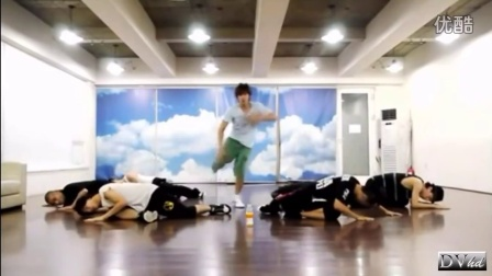 【韩国MV】【舞蹈教学】TVXQ_-_Maximum_(dance_practic