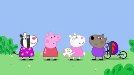 画小猪佩奇简笔画-小猪佩奇人物卡通