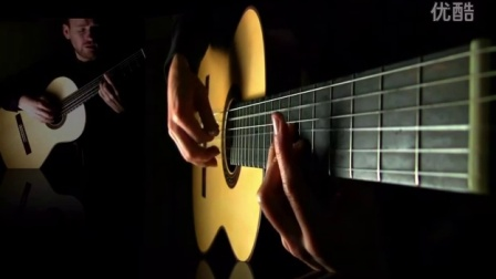 欢乐颂 吉他谱 van