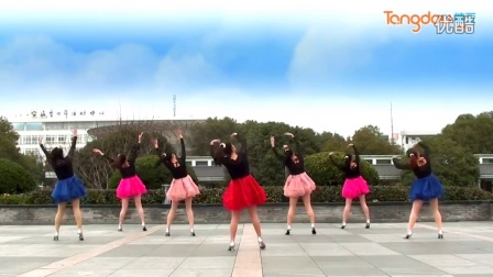 糖豆广场舞羊羊得意广场舞教学分解动作