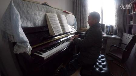 车尔尼299钢琴练习曲25