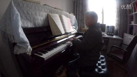莫扎特奏鸣曲KV310第三乐章