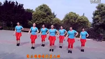 兖矿丽华广场舞 十里送红军