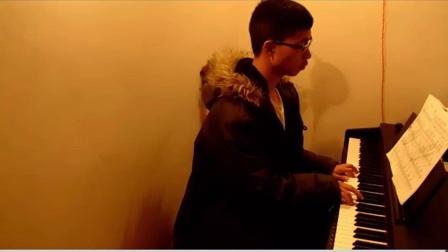 文文谈钢琴 许嵩《断桥残雪》
