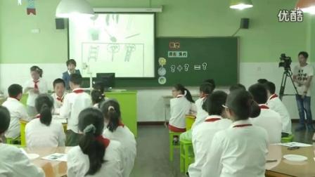 浙美版六年级美术下册《奇思妙想》教学视频,2014年优质课