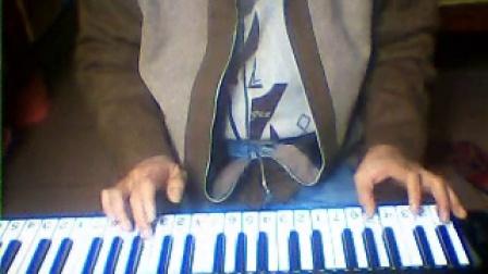 电子琴练习4 小星星 c