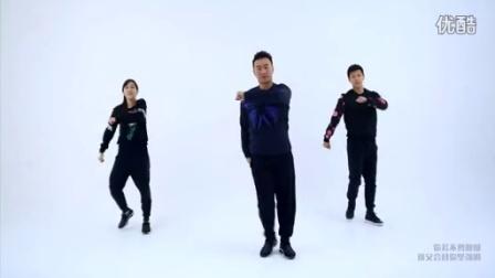 王广成健身广场舞--《吓死宝宝了》 周艳泓演唱