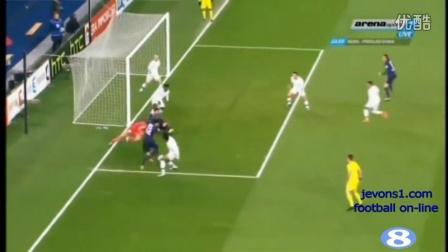 法国杯-卡瓦尼小卢卡斯破门 巴黎2-1里昂