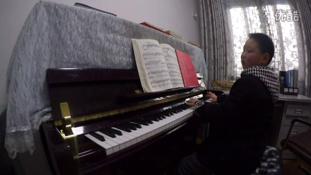 车尔尼299钢琴快速练习曲第29条