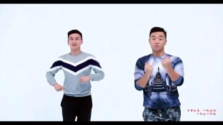 王广成健身广场舞--《大圣贺猴年》 朱贝贝演唱