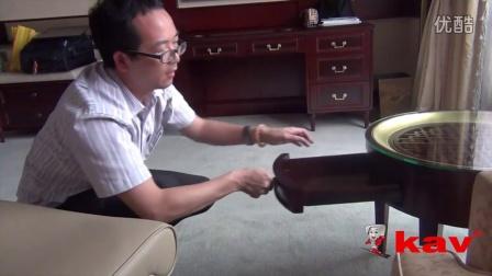 【凯威阻尼钢珠滑轨安装教程】三节抽屉滑轨安装拆卸的方法