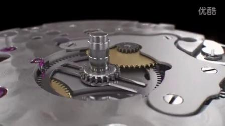 沛纳海机芯 ─ P.1000三日动力储存手动上链机芯