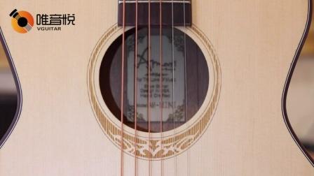 【唯音悦】旅行吉他评测试听 Amari AM-MINI评测试听