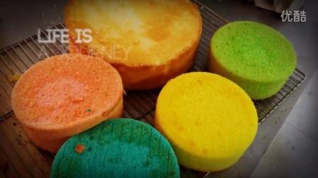 奶酪蛋糕 水果慕斯 巧克力慕斯-蓝麦西点学校