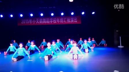 小天鹅舞蹈.基本功