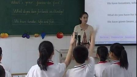 2013年济南市小学英语优质课评比活动观摩课视频