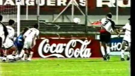 乌拉圭民族队1996年秋季联赛季后赛冠军回顾Club Nacional de Futbol - Campeon Liguilla 1996