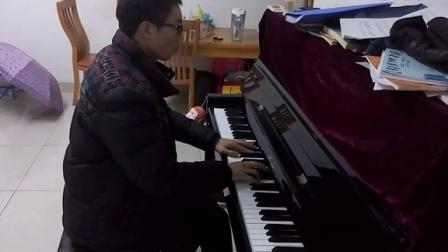我的歌声里(立式钢琴)_tan8.com