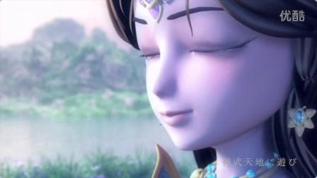 二次元萌主演绎日语版《神武笑春风》 耳目一新