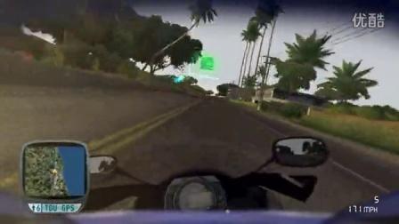 試玩【無限試駕】摩托車