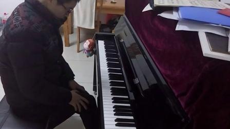 你的心河(立式钢琴)_tan8.com