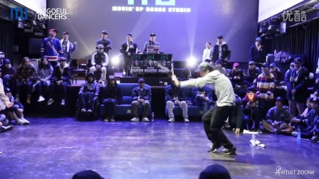 BATTLE ROUND 16-3   Q-VO vs SEMI(w) - LINE UP SEASON.2.5 HIPHOPSESSION