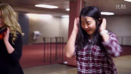 波士顿大学miXx韩流舞团