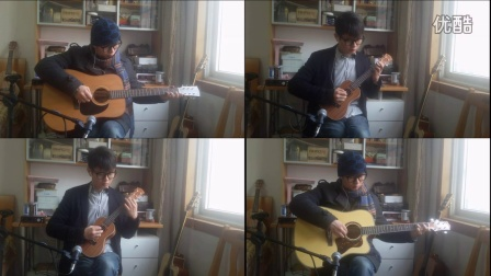 吉他&尤克里里《新年好》
