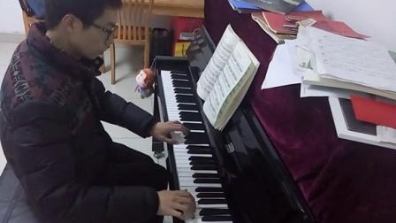 四级练习曲