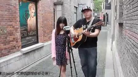[牛人]EyesOnMe郝浩涵吉他吉他操作教程方法福利彩票机弹唱美女图片