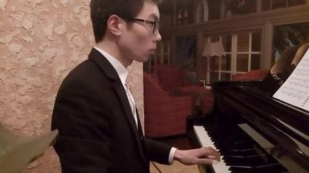 幸福时光(三角钢琴)