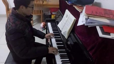 幸福时光(立式钢琴)