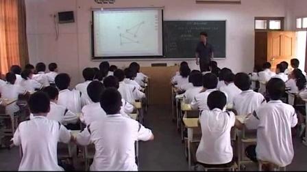 初中数学九年级上册《图形的旋转》优质课教学视频