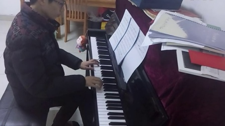 时间煮雨(立式钢琴)