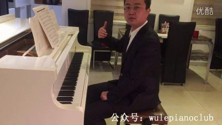 孙燕姿《天黑黑》乐曲讲解版_tan8.com