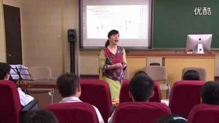 高中音樂《音樂與人生》浙江省,2014年度部級優課評選入圍優質課教學視頻